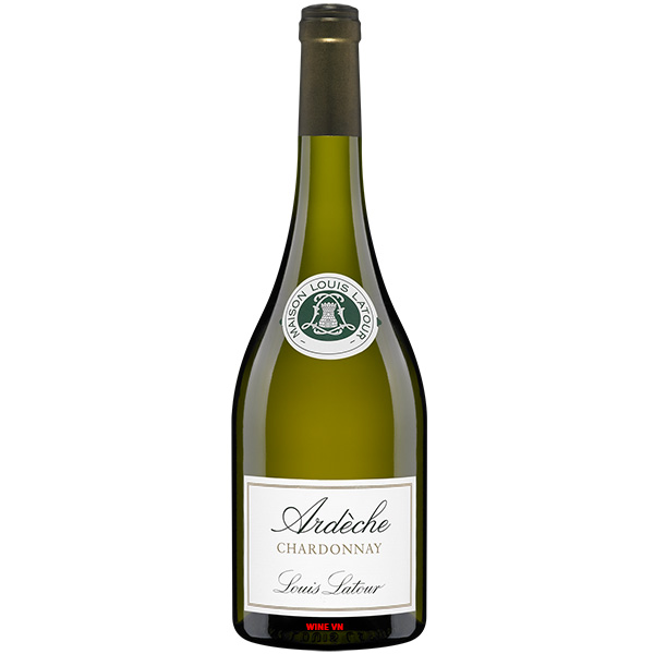 Rượu Vang Louis Latour Ardeche Chardonnay