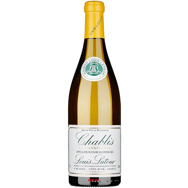 Rượu Vang Louis Latour Chablis La Chanfleure
