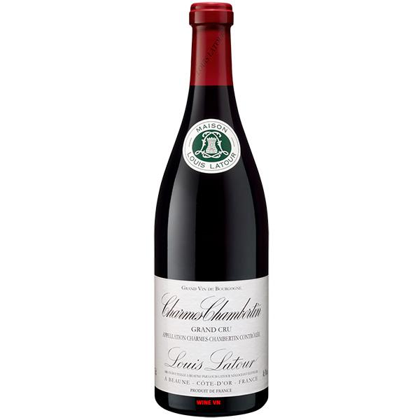 Rượu Vang Louis Latour Charmes Chambertin