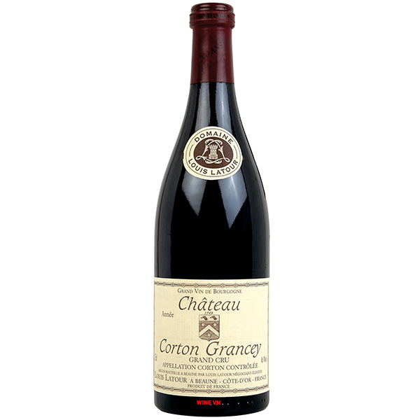 Rượu Vang Louis Latour Chateau Corton Grancey