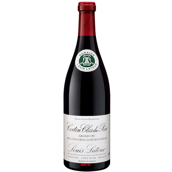 Rượu Vang Louis Latour Corton Clos Du Roi