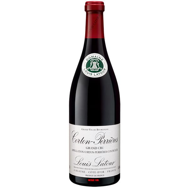 Rượu Vang Louis Latour Corton Perrières Grand Cru