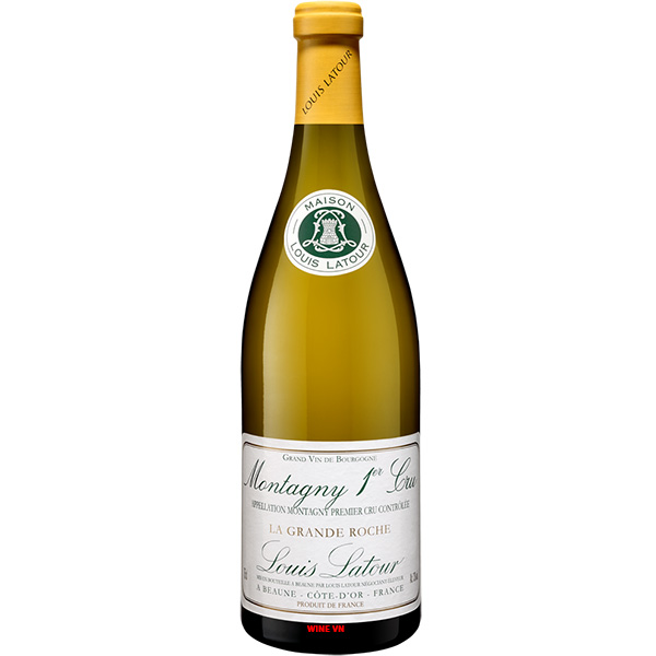 Rượu Vang Louis Latour Montagny 1 ER Cru La Grande Roche