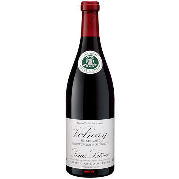 Rượu Vang Louis Latour Volnay En Chevret