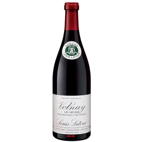 Rượu Vang Louis Latour Volnay Les Mitans