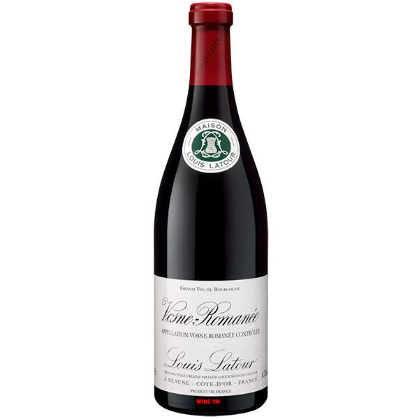 Rượu Vang Louis Latour Vosne Romanée