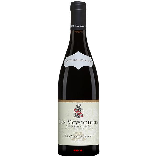 Rượu Vang M.Chapoutier Les Meysonniers
