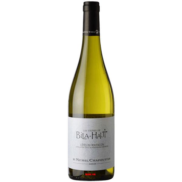 Rượu Vang M.Chapoutier Les Vignes De Bila Haut Côtes Du Roussillon