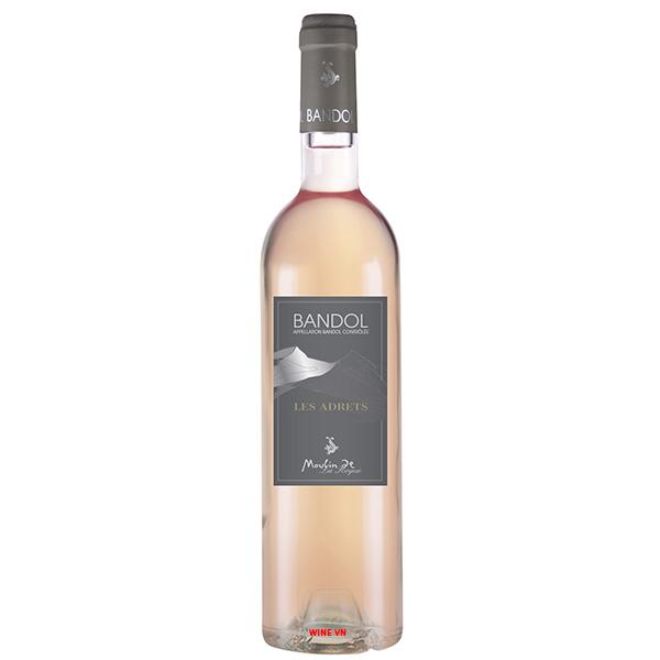 Rượu Vang Moulin De La Roque Les Adrets Bandol