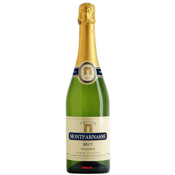Rượu Vang Nổ Montparnasse Vin Mousseux