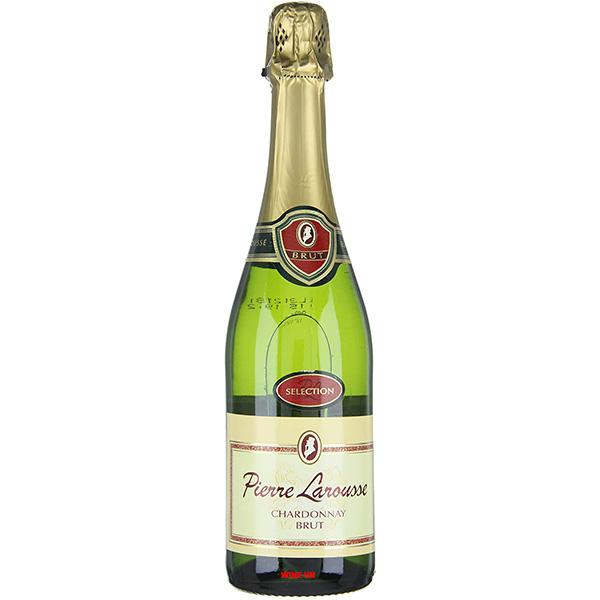 Rượu Vang Nổ Pierre Larousse Chardonnay