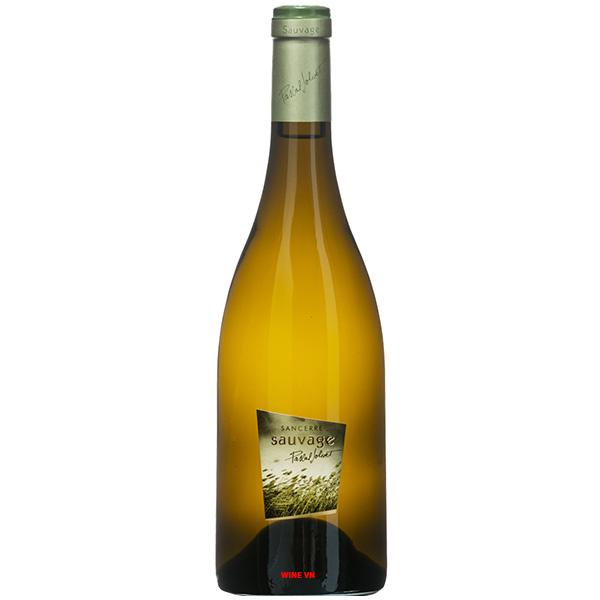 Rượu Vang Pascal Jolivet Sancerre Sauvage