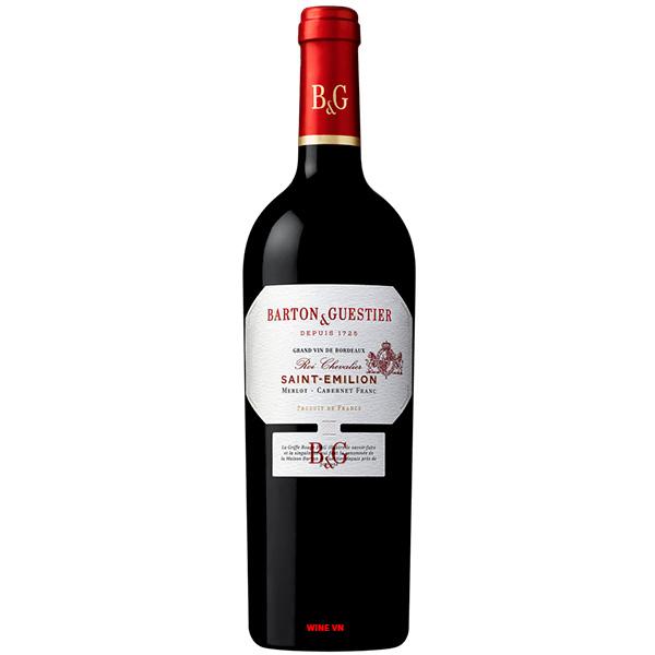Rượu Vang Pháp B & G Saint Emilion