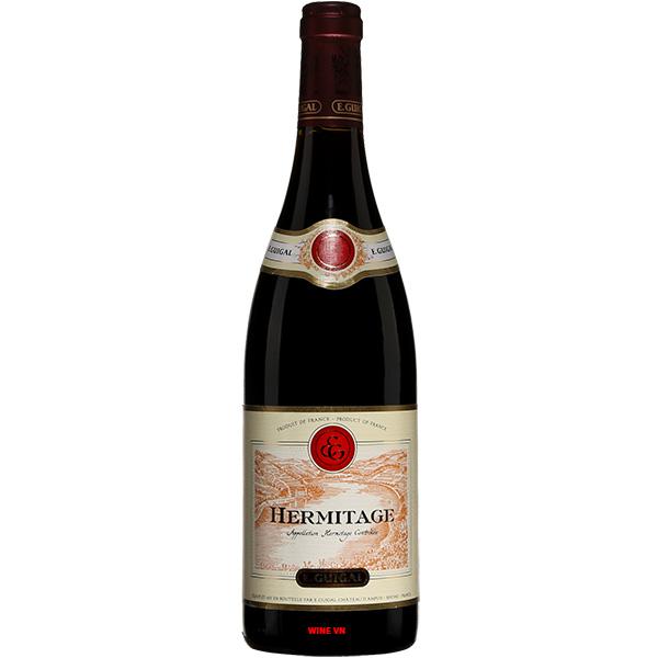 Rượu Vang Pháp Guigal Hermitage
