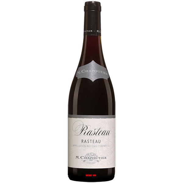 Rượu Vang Pháp M.Chapoutier Rasteau