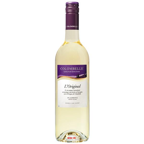 Rượu Vang Plaimont Colombelle Cotes De Gascogne L'Original