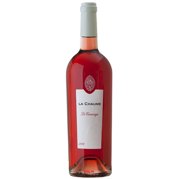 Rượu Vang Prieuré La Chaume Le Caravage Loire Vendee