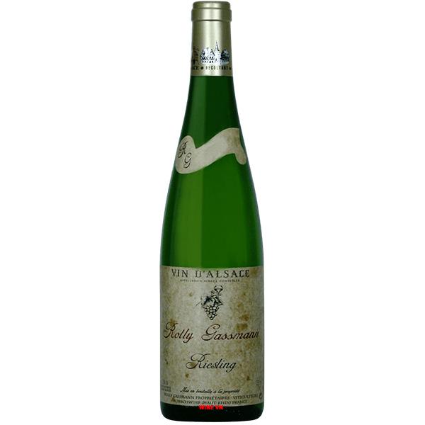 Rượu Vang Rolly Gassmann Riesling
