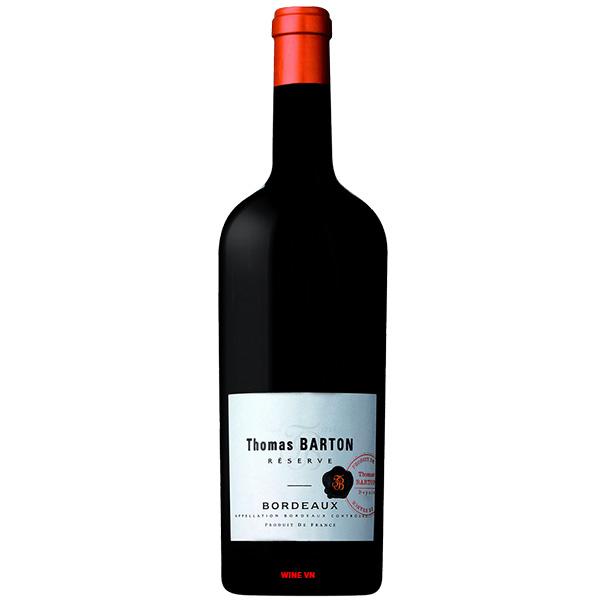 Rượu Vang Thomas Barton Reserve Bordeaux