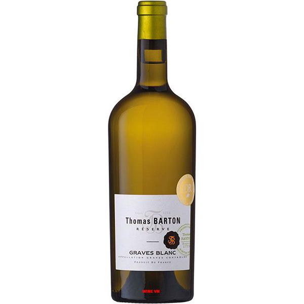 Rượu Vang Thomas Barton Reserve Graves Blanc