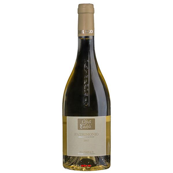 Rượu Vang Trắng Clos Teddi Tradition Patrimonio