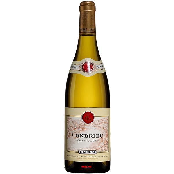 Rượu Vang Trắng E.Guigal Condrieu