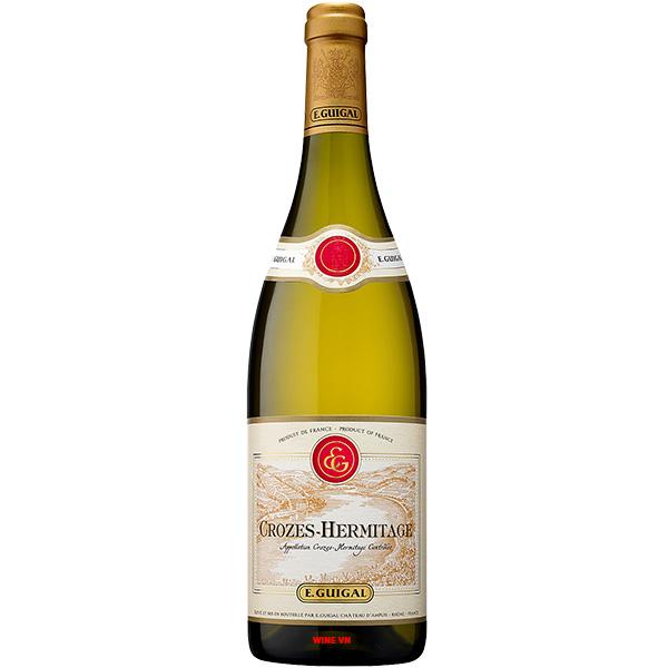Rượu Vang Trắng E.Guigal Crozes Hermitage