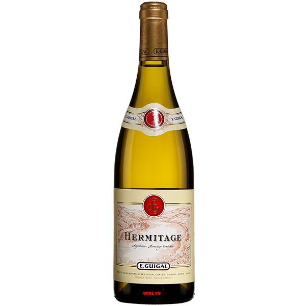 Rượu Vang Trắng E.Guigal Hermitage