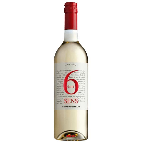 Rượu Vang Trắng Gerard Bertrand 6eme Sens