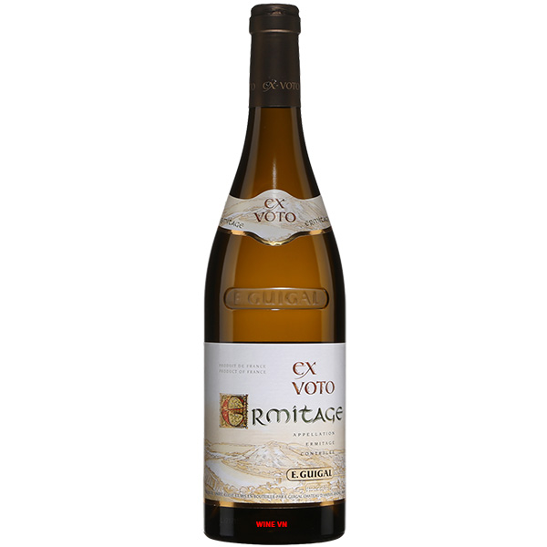 Rượu Vang Trắng Guigal Ex Voto Ermitage