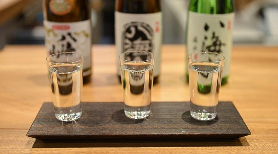 các loại rượu Sake