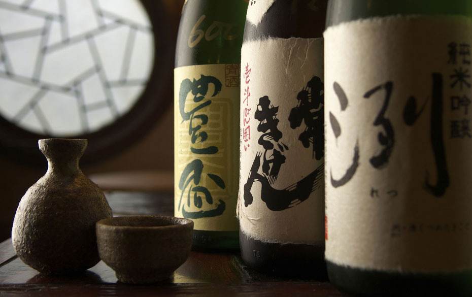 cách thưởng thức rượu Sake