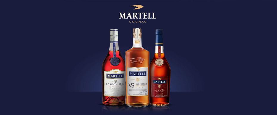 rượu Cognac Martell