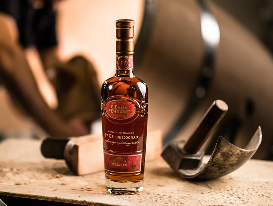 rượu Cognac Pierre Ferrand