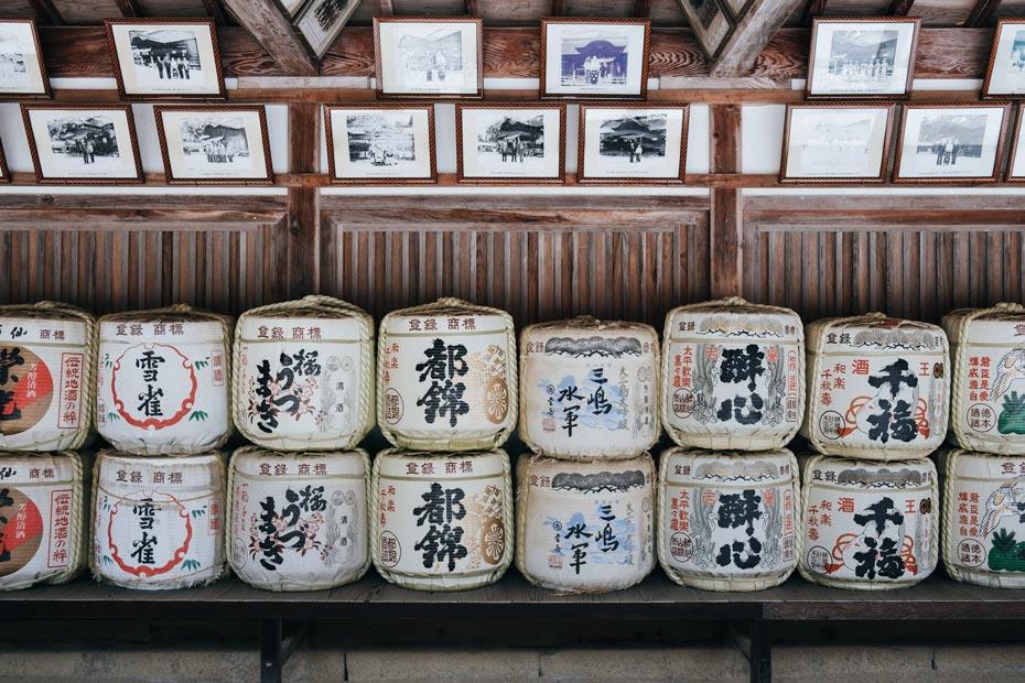 rượu sake là gì