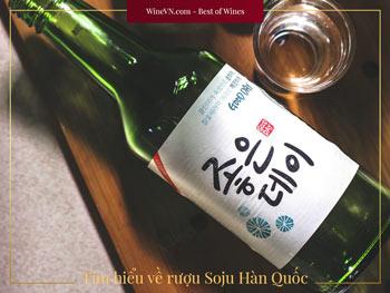 rượu Soju Hàn Quốc thumbnail