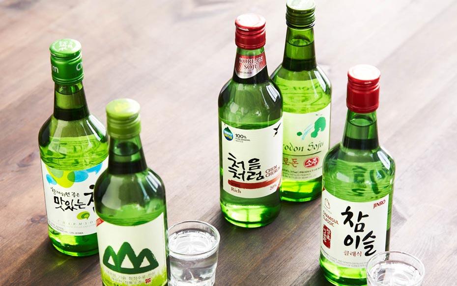 Rượu Soju là gì?