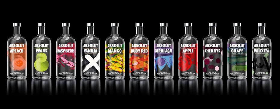 rượu Vodka Absolut