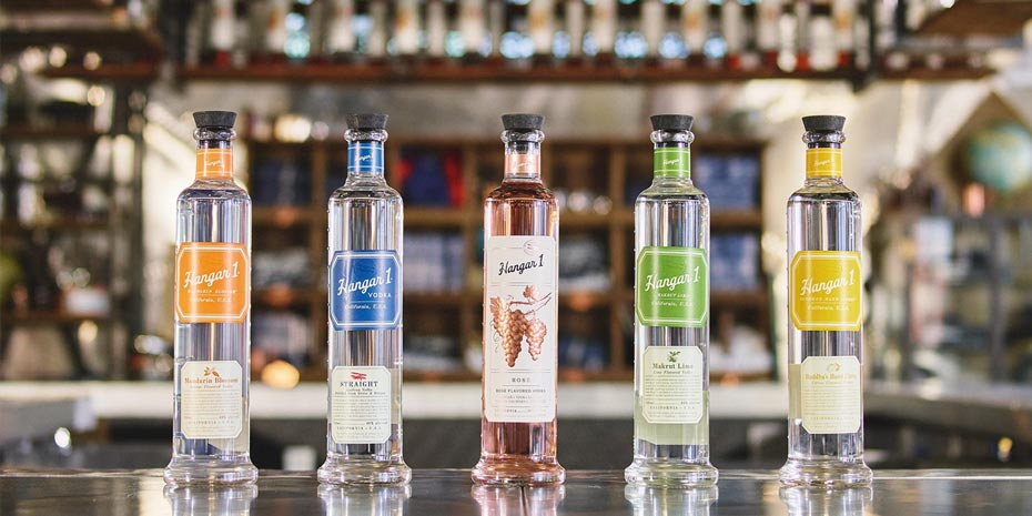 rượu Vodka Hangar 1