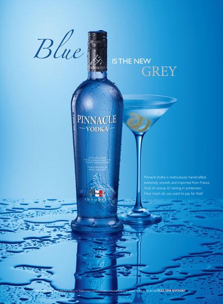 rượu Vodka Pinnacle