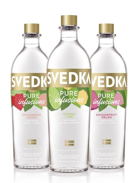 rượu Vodka Svedka