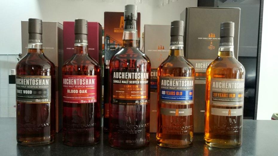 rượu Whiskey Auchentoshan