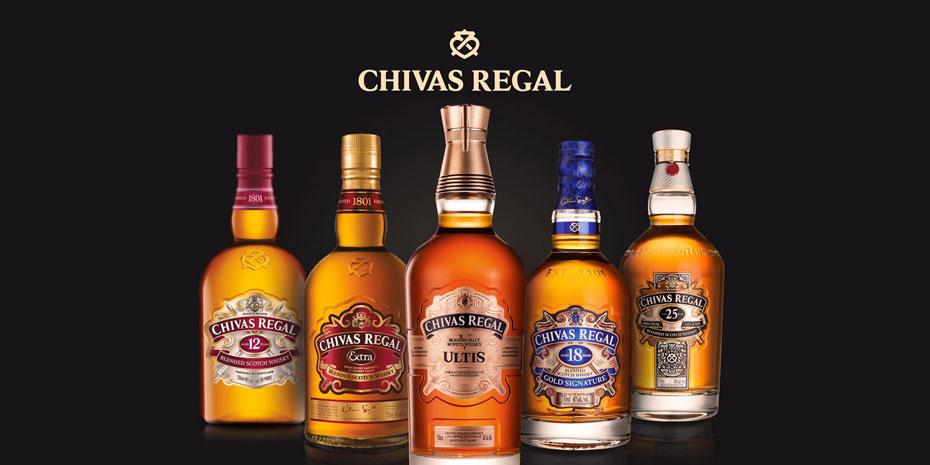 rượu Whiskey Chivas Regal