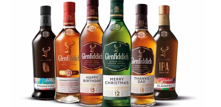 rượu Whiskey Glenfiddich