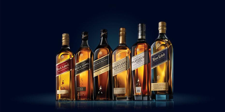 rượu Whiskey Johnnie Walker