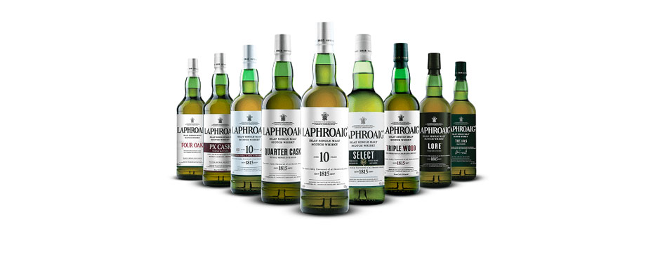 rượu Whiskey Laphroaig