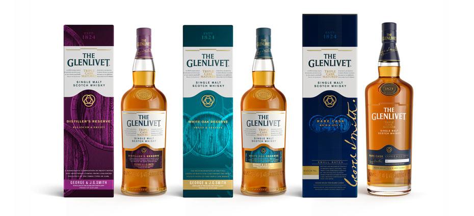 rượu Whiskey The Glenlivet
