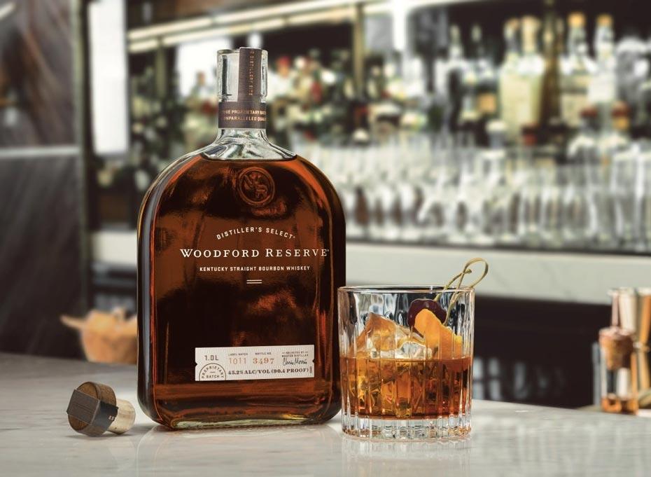 rượu Whiskey Woodford Reserve