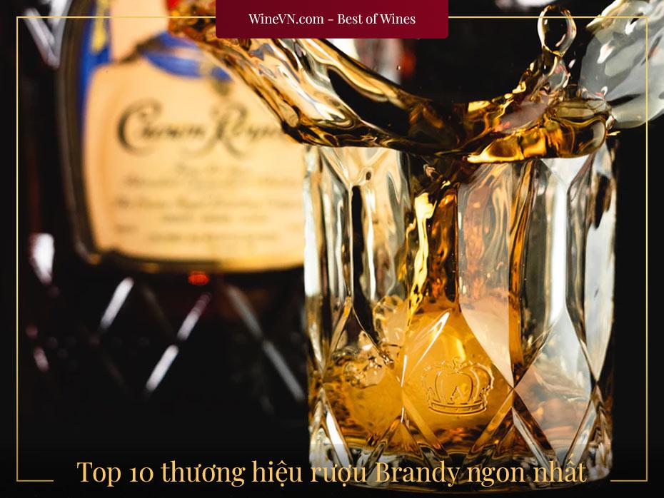 Top rượu Brandy ngon nhất