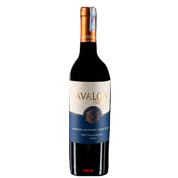 Rượu Vang Avalon Gran Reserva Cabernet Sauvignon - Syrah